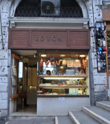 Eredi Jovon shop