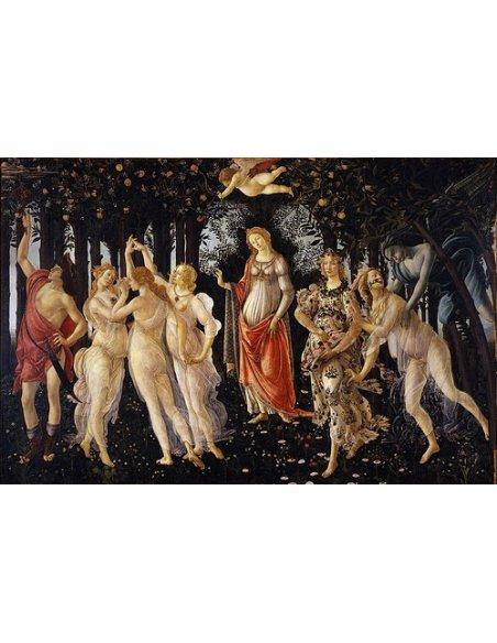 Cammeo Tre Grazie Botticelli
