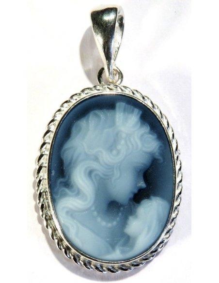 cameo maternity blue