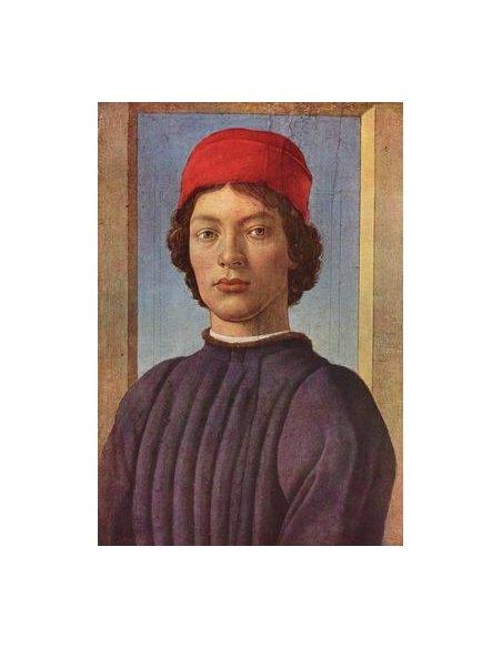 Botticelli Primavera Cameo Gold