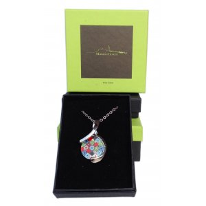 Murano Glass Necklace Antica Murrina