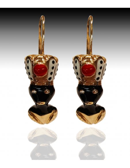 Blackamoor Earrings Jewelry