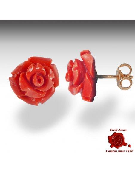 Rose Corallo Rosso Oro