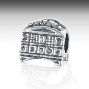 Bridge Sighs monument charm silver