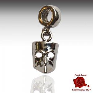 Bauta charm Venezia argento