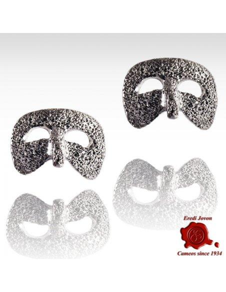 Carnival Mask Earrings