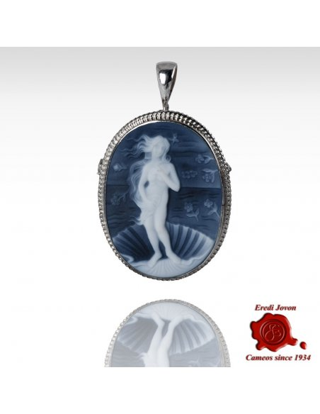 Cameo Brooch Birth of Venus