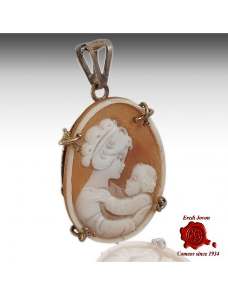 Maternity Shell Cameo