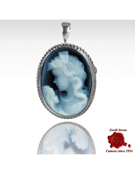 Maternity Cameo Blue