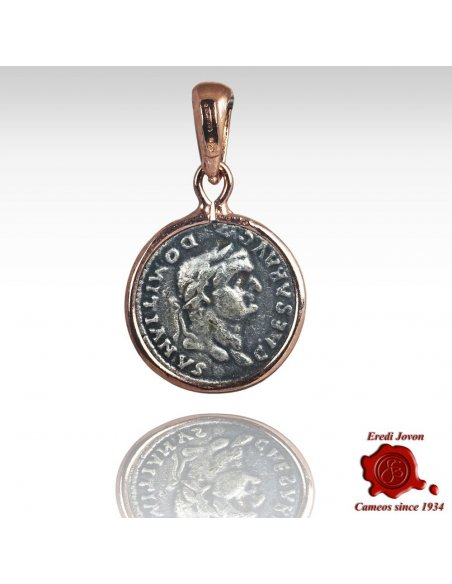 Roman Inspiration Jewellery Coin Trinket