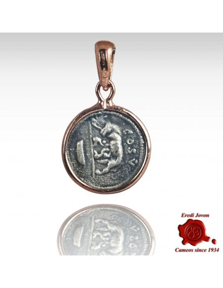 Roman Inspiration Jewellery Coin Trinket