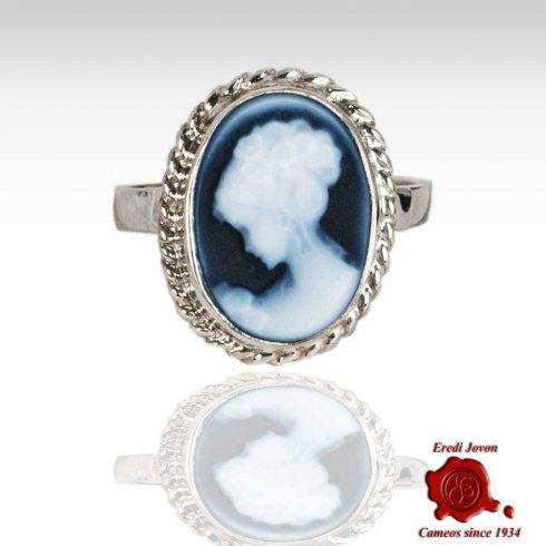 Venice Cameo Ring