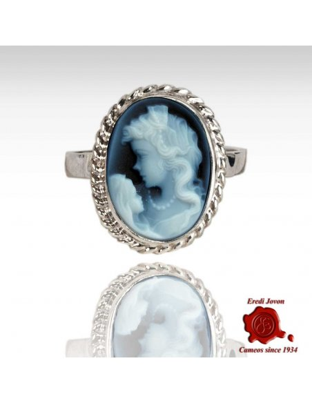 Mother with Child Ring