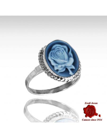 Cammeo Rosa Blu