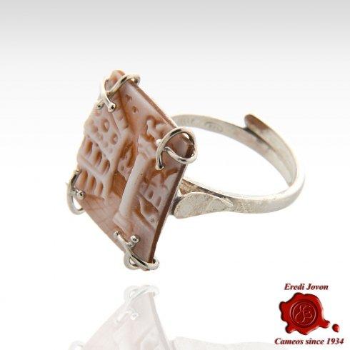 St. Mark Cameo Ring
