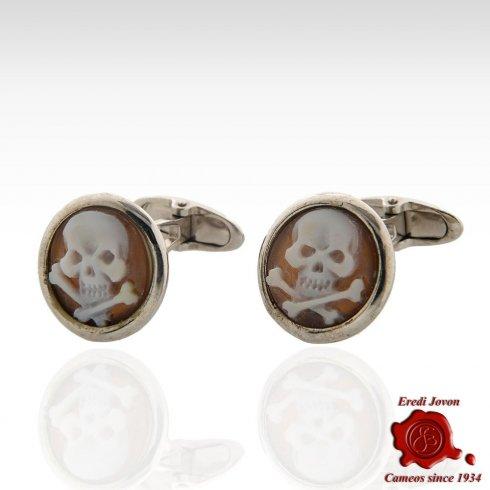 Skull Cameo Cuffs
