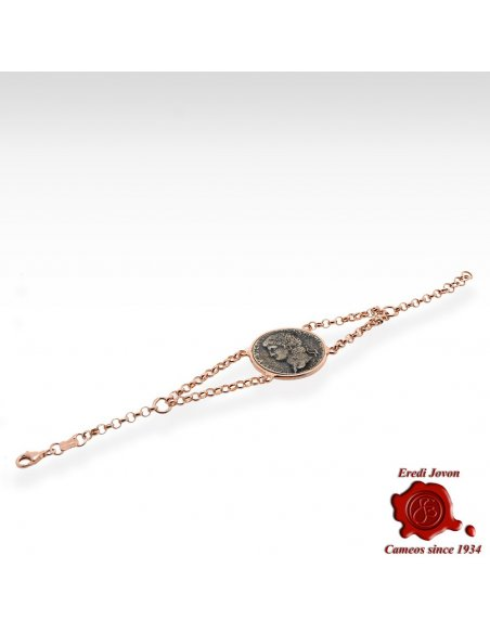 Roman Inspired Jewellery Adjustable Bracelet