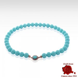 Mass Turquoise Beads Chain