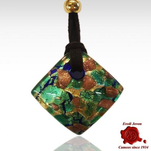 Collana Vetro di Murano