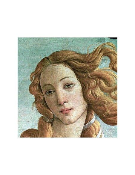 Birth of Venus cameo pendant silver