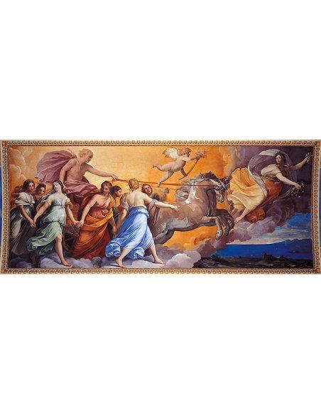 L'Aurora di Guido Reni Cammeo Inciso a Mano
