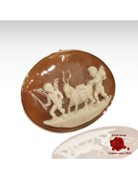 The Last Judgment Cameo