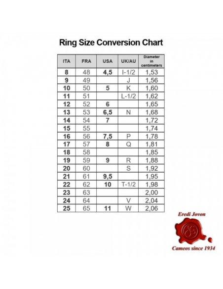 Lion Signet Ring SIlver Venice