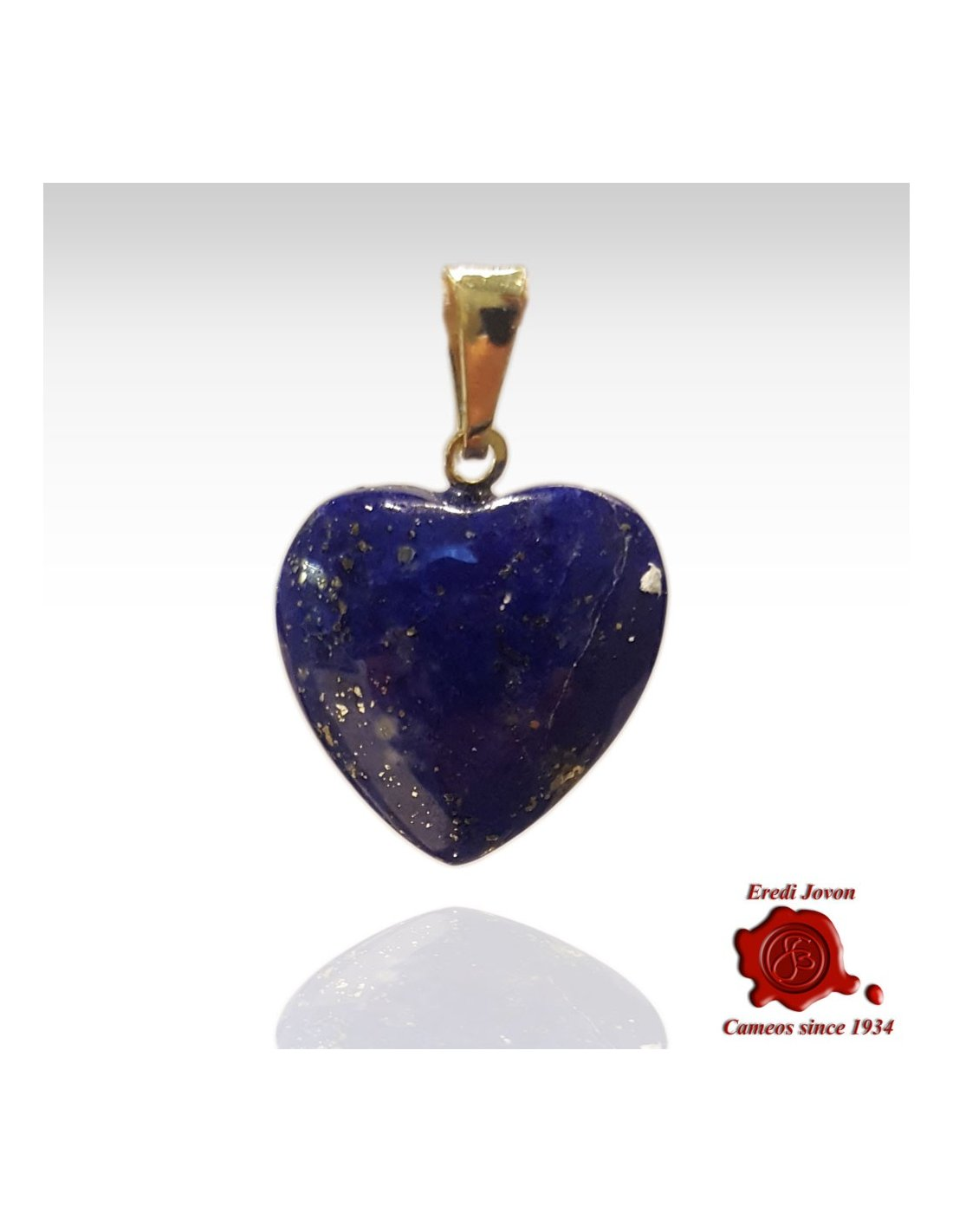 ETP00070 Lapis Lazuli heart shape pendants Valentine giftUnique jewelryVintage jewelryGemstone pendants