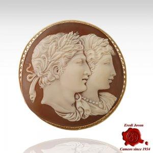 Cammeo Augusto e Livia...