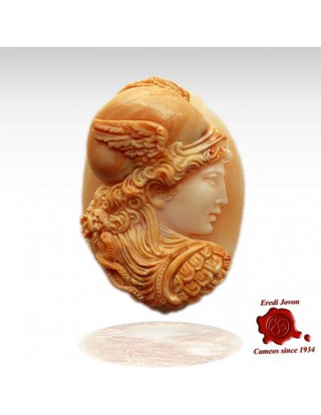 Cammeo Mercurio Mitologia Greca