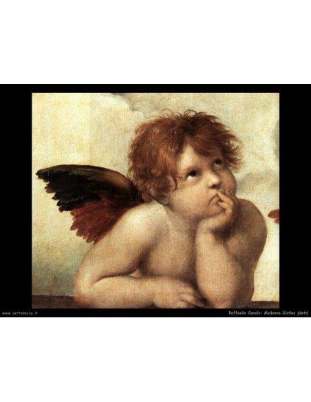 Raphael Sistina Angel