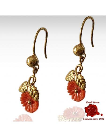 Rose Corallo Antico in Oro