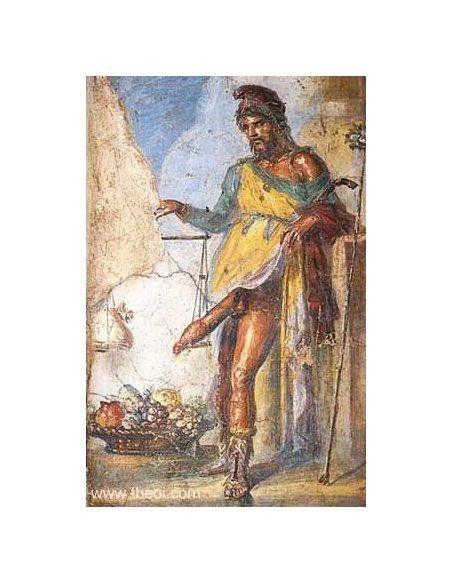 Pompei Priapus