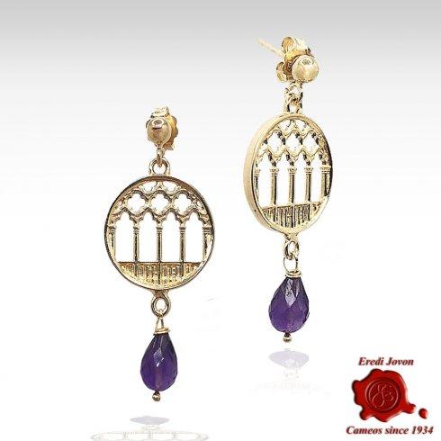 Earrings Cà d'Oro in Gold