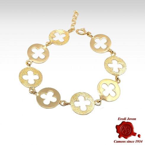 Bracelet Doge's Palace in Gold