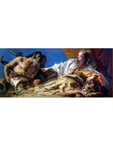 Tiepolo Venice Painting