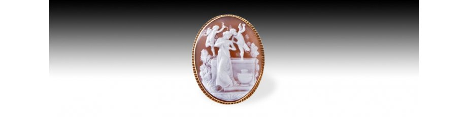 Cameos Antique Vintage Victorian Old Jewelry Buy Online Venice