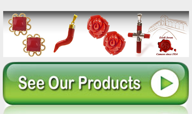 Meaning Of Red Italian Coral Horn Amulet History Significance